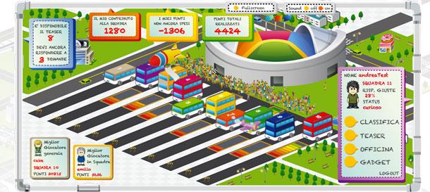Social E-learning Game / Serious Game per la formazione volontaria