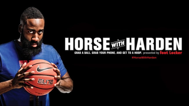 gamification Horse With Harden 1